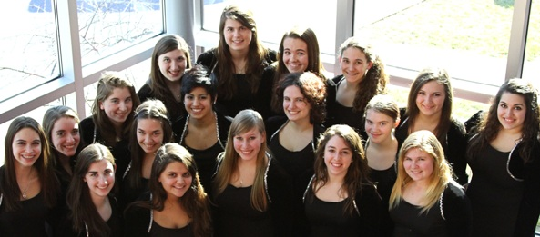 Emmaus HS Women's Chamber Choir 1