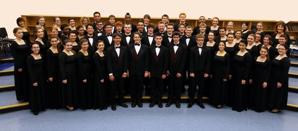 Rush Henrietta High School Singers
