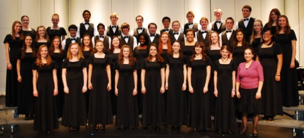 Gilbert Classical Academy Chorale