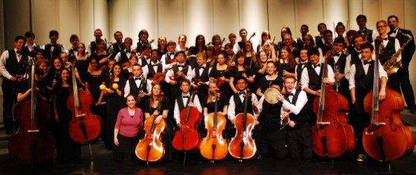 Gilbert Classical Academy Symphony Orchestra