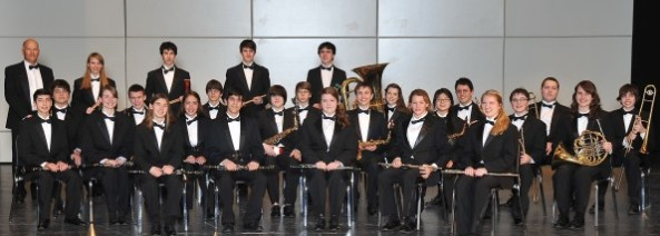 Dearborn HS 10th concert band