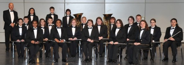 Dearborn HS 9th concert band