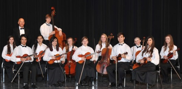 Dearborn HS Orchestra